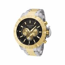 Relógio Technos Legacy Extra Grande S25az/5p - 100 Metros