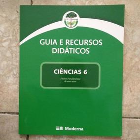 Livro Guia E Recursos Didáticos Ciências 6 Projeto Araribá