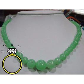 Collar De Esmeraldas Naturales Zafiro Envió Gratis!