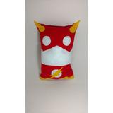 Almofada De Feltro - Liga Da Justiça - Flash
