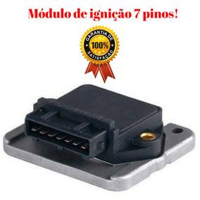 Modulo Ignição Vw Gol Fusca Kombi Ford Escort 7 Pinos Novo !