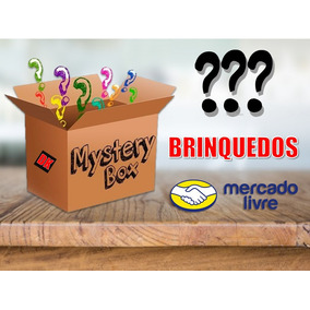 Caixa Misteriosa - Brinquedos -