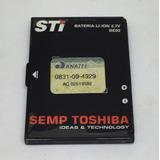 Bateria Celular Sti Be02 3.7v Semp Toshiba Original