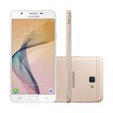 Celular Samsung Galaxy J5 Prime Dourado 32 Gb Câmera 13 Mpx