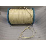Cable Telefono Color Beige X Mts
