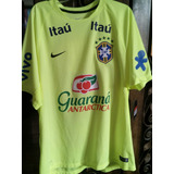 Camiseta Entrenamiento Seleccion Brasil