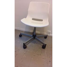 Silla Ergonomica Ikea Sillas Con Ruedas - Muebles para Oficinas ...