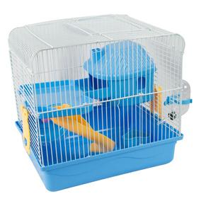 Gaiola Labirinto Com Escorregador Para Hamster - Tander