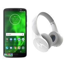 Moto G6 Indigo Prelanzamiento Audífonos De Regalo - Motorola