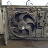 Electro Ventilador Peugeot 307 2009 2.0 Hdi