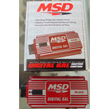 Msd Ignition Caja De Ignicion Digital 6al Multichispa 6425