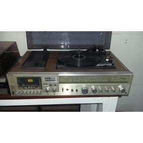 Aparelho De Som Retro 3x1 National Ledsonic Ss 9000