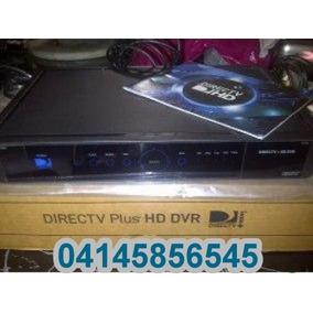 Kit Directv Decodificadores Hd Plus Prepago, Incluye Antena