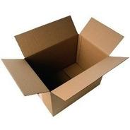 Caja De Carton 19x15x15 Caja Envio Paq 25 Pzas  Para Empaque