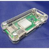 Caja Carcasa Raspberry Pi Zero W + Tornillos Y Disipador