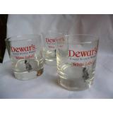 3 Vasos De Coleccion Dewar