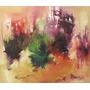 Cuadro Acrílico Original Esencialismo Pintura Abstracta 70 X