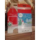 Cajas De Carton Para Canastas Navideñas