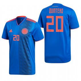 Nueva Camiseta De Colombia Quintero 20 Climachil 2018 adidas