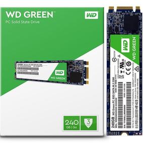 Ssd M.2 240gb Western Digital Green Wds240g2g0b M2 Lacrado