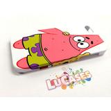 Capinha Personalizada 3d Bob Esponja Patrick Iphone 4 5 6