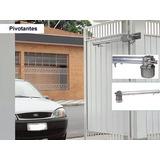 Automatizacion Porton De Abrir Instalacion/con Materiales