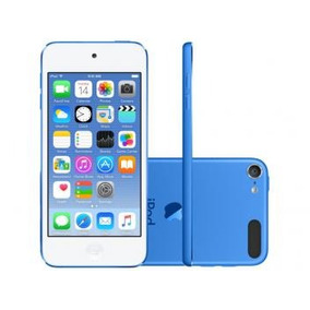 Ipod Touch Apple 16gb - Apple Azul