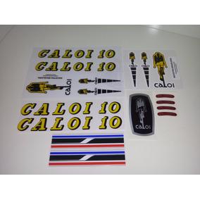 Adesivo Da Caloi 10 Standard 1977 - Frete Gratis