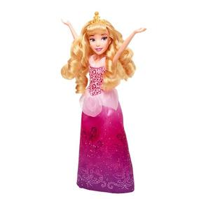 Boneca Princesa Aurora Disney A Bela Adormecida B5290 Hasbro