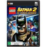 Jogo Lego Batman 2 - Dc Super Heroes - Pc