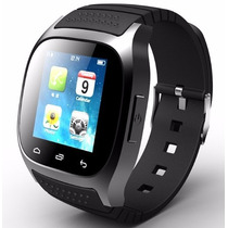Relógio Smart Watch Digital Bluetooth Esportivo Masculino