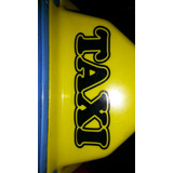 Aviso De Taxi Cascos Colores Surtidos/mayor