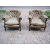 Sillones Franceses Luis Xv