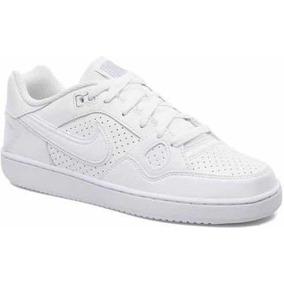 best website 464de 41ff2 Tenis Nike Son Of Force Blancos Hombre