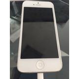 Vendo Celular Iphone 5 Blanco