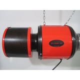 Extractor De Aire Turbina Lineal C/ Filtro Indoor Mobygrow!