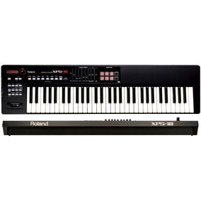 Teclado Roland Xps 10 Sintetizador Kz Xps10 - Loja Kadu Som