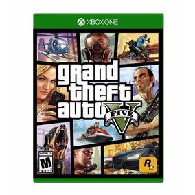 Gta V Grand Thef Auto 5 Xbox One Digital Código 25 Dígitos