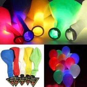 Balão De Led / Bexiga De Led Pronta Entrega - 80 Unidades