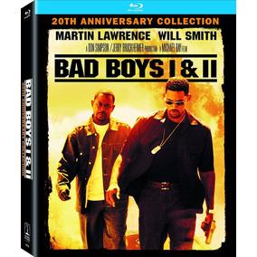 Bad Boys / Bad Boys Ii Boxset Blu-ray Nuevo Sellado Envio Gr