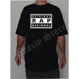 Frete Grátis Camiseta Low Rap Original Nacional Crazzy Store