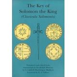Livro - Clavículas Salomão As Chaves De Salomão