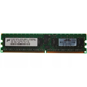 Memoria 1gb 1rx4 Pc2-3200r Dim Ml350 G4p Dl380 G4 Ml370 G4