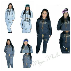Conjunto Moletom Oakley Feminino Blusa Calça Moleton S Juros