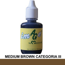 Pigmento Mei-cha Image 15ml - Medium Brown - Categoria Iii