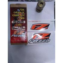 Pino Cursado Virabrequim Crf230/cbx200/xr/titan99 3mm Ferzza