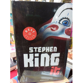 Libro It Eso Stephen King + Envío Express Gratis Sin Censura
