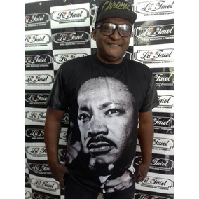 Camiseta Martin Luther King Masculina - Entrega Imediata