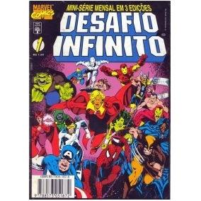 Desafio Infinito - Completa 57 Edições - Download Ou Correio