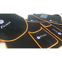 Tapete Personalizado Fusca + Capô + Step + Capas